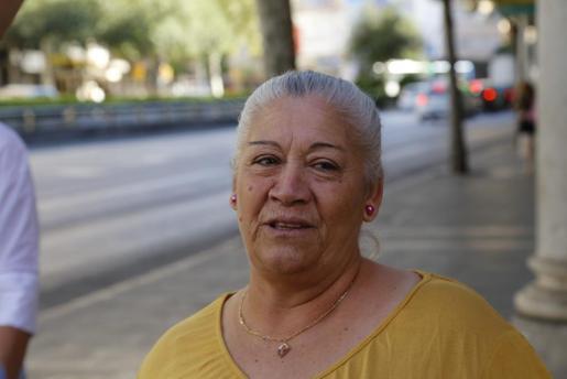 Francisca Cortés, 'La Paca'.