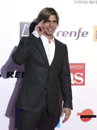Imagen de archivo del cantante Carlos Baute.