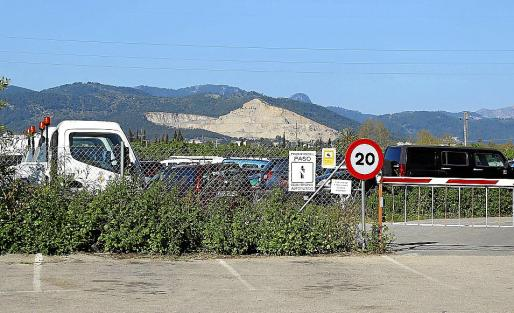 El contrato prevé un servicio de 24 horas y 365 días de vigilancia y retirada de los depósitos de Son Toells y la Riera.