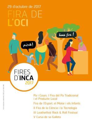 Feria del ocio 2017 en Inca