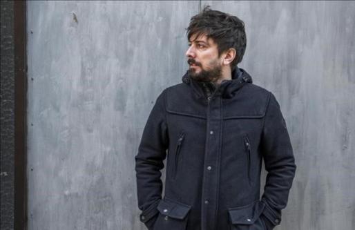 El artista Pau Vallvé.