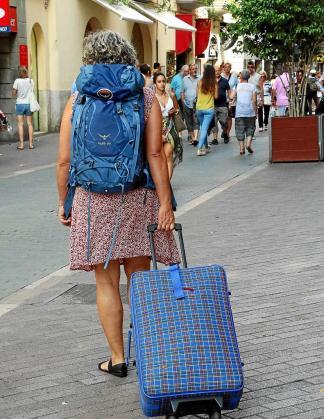 Hoy no es posible el alquiler turístico en plurifamiliares.