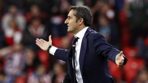 Valverde, sobre posible salida Barça de la Liga: «Eso todavía no ha sucedido»