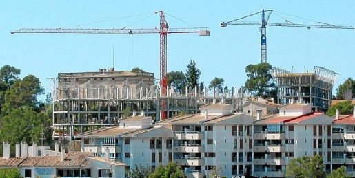 El Govern tiene previsto comenzar la construcción de 511 nuevas viviendas a partir del año que viene.