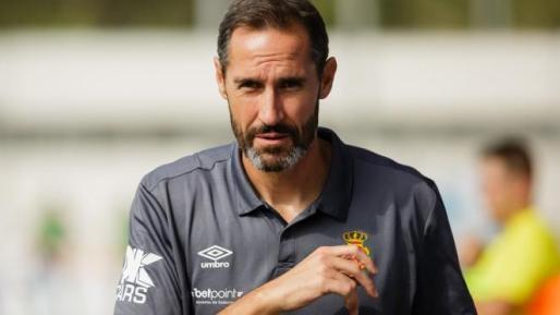 Vicente Moreno sobre el partido ante el Hércules: «Debemos hacerlo muy bien para poder ganar los tres puntos»