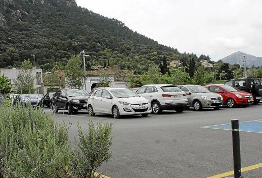 La nueva infraestructura sanitaria ocupará el actual aparcamiento de Can Conill.