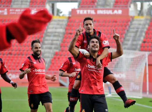 Mallorca y Hércules firman tablas en Son Moix