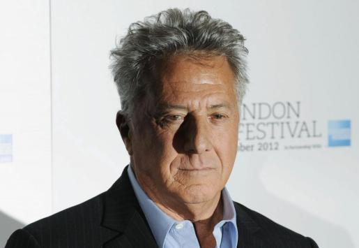 El actor y director estadounidense Dustin Hoffman.