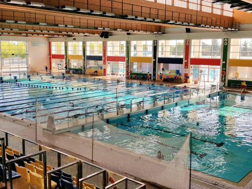 La federación balear de natación ha agradecido al IME la premura en las actuaciones que han permitido reabrir la piscina de Son Hugo.