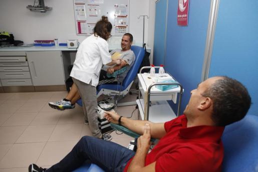 La situación es delicada en cinco de los ocho grupos sanguíneos.