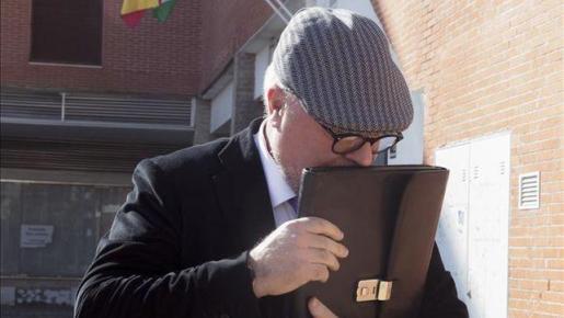 El comisario del Cuerpo Nacional de Policía, José Manuel Villarejo, en una imagen de archivo.