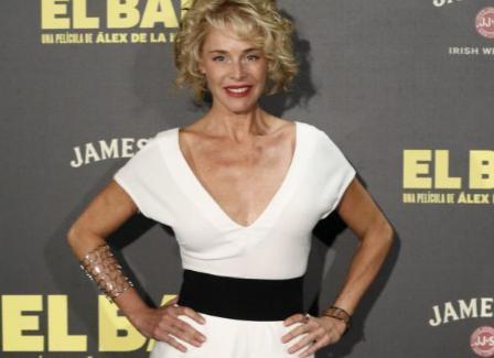 Imagen de archivo de la actriz madrileña Belén Rueda.