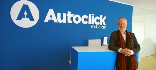 Eduardo Valtueña es el director comercial de Autoclick.
