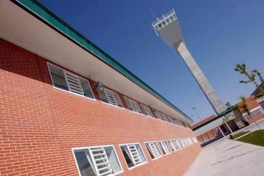 Fotografía de archivo de las instalaciones de la cárcel de Estremera.