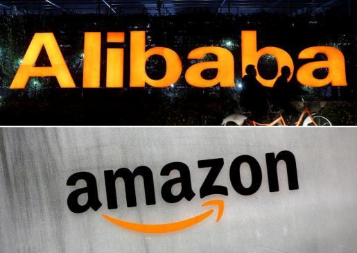 Alibaba y Amazon, a la caza del consumidor.