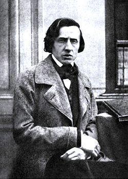 Imagen de Frédéric Chopin.