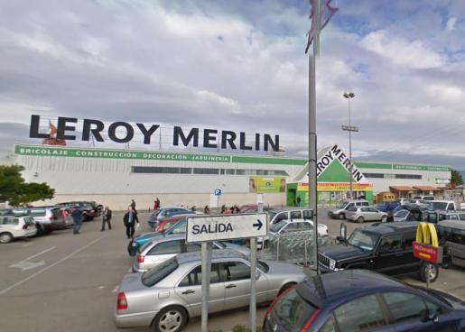 Tienda de Leroy Melin en Marratxí.