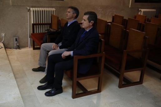 Jaume Matas, nuevamente en el banquillo de los acusados.