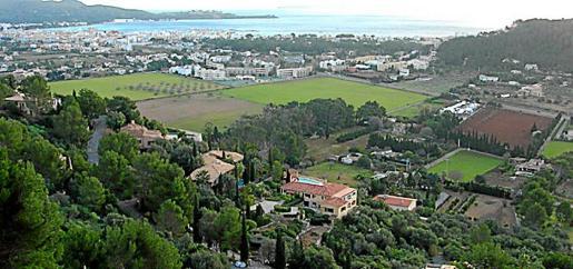 La urbanización del Vilà tiene un proyecto aprobado desde 1982 que no se ha llegado a desarrollar.