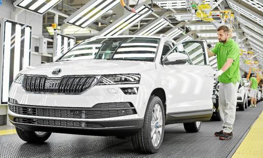 La marca del Grupo VW mantiene su constante crecimiento en la mayoría de mercados mundiales.