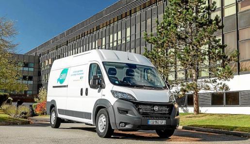FCA puede presumir de una amplia gama de seis automóviles Fiat y cinco vehículos comerciales.