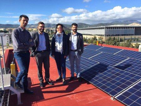 El IMAS instala placas fotovoltaicas en su sede de Palma y en el centro Puig dels Bous por 69.000 euros.