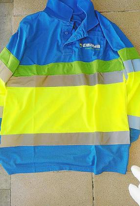 Imagen del nuevo uniforme de Emaya.