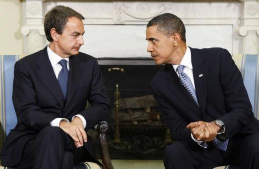 Zapatero y Obama han sido elegidos como dos de los hombres mejor vestidos del mundo.