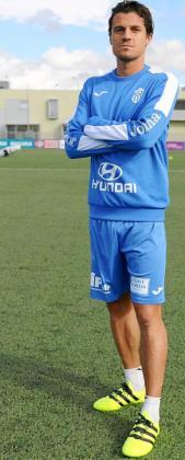 Francesc Fullana capitán del Atlètic Balears.