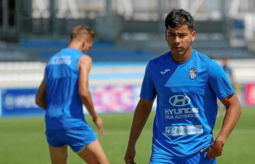El Atlético Baleares le ofrece la renovación a Rodri, lesionado de larga duración