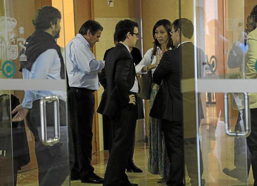 El juicio de Orizonia contra Barceló se celebró hace ahora un año.