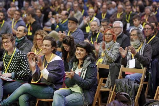 La CUP celebra una asamblea nacional extraordinaria de cara al 21-D.