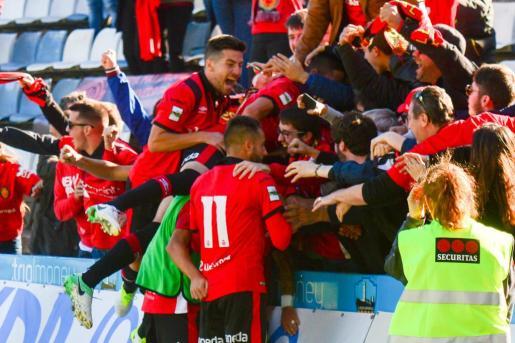 El Mallorca sigue a lo suyo y suma en Lleida un nuevo triunfo