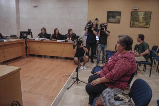 Montse Seijas, ex diputada de Podemos.