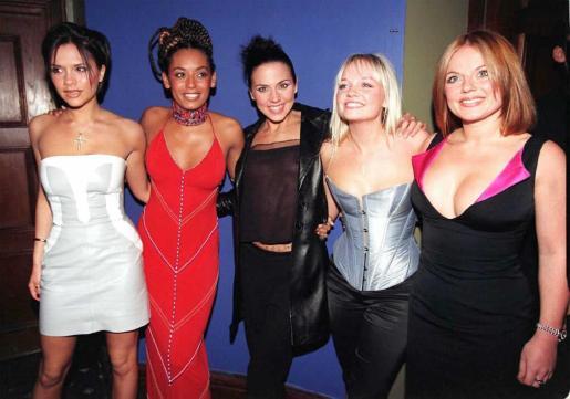 Las Spice Girls conquistaron a medio mundo con sus canciones y su puesta en escena a finales de los noventa.