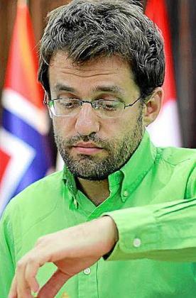 El armenio Levon Aronian.