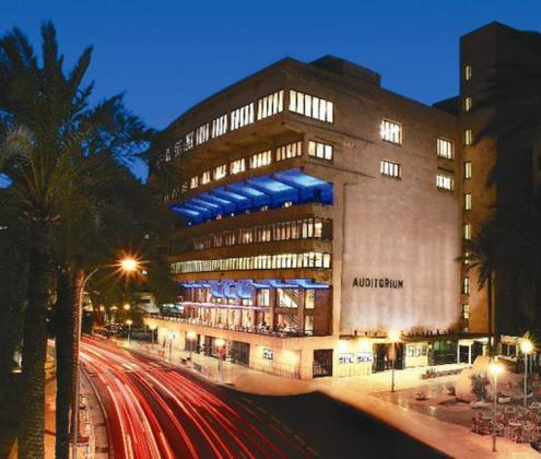 El Auditórium de Palma cuenta con 11.000 metros cuadrados dedicados a las artes y las convenciones.