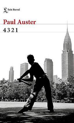 «4321», de Paul Auster.