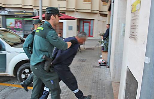 El acusado pasó en la tarde de este jueves a disposición judicial en Inca.
