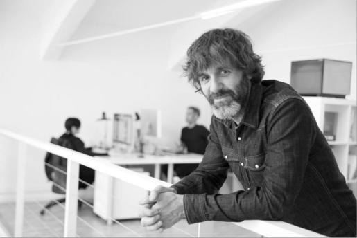 El director David Arratibel, en una imagen promocional.