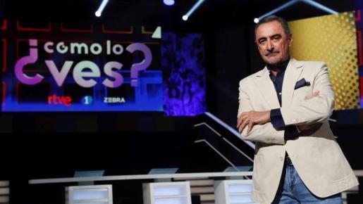 El programa de Carlos Herrera ha estado en antena poco más de un mes.