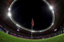 Agresión en el Wanda Metropolitano