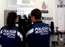 Amenazas a Manuela Carmena de policías