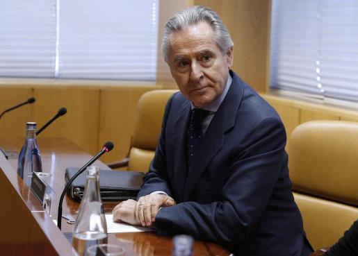 Fotografía de archivo del 17/02/2017 del expresidente de Caja Madrid Miguel Blesa.