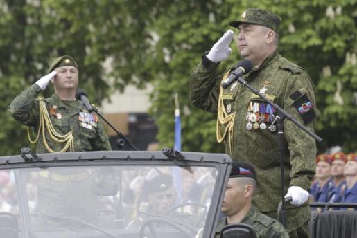 Igor Plotnitsky, líder de la autoproclamada República Popular de Lugansk (RPL).