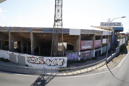 Imagen del Estadi Balear.