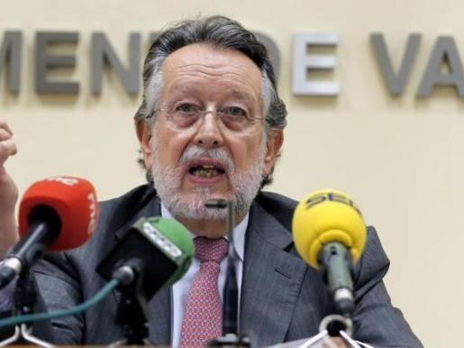 El exvicealcalde con el Partido Popular de Valencia, Alfonso Grau.