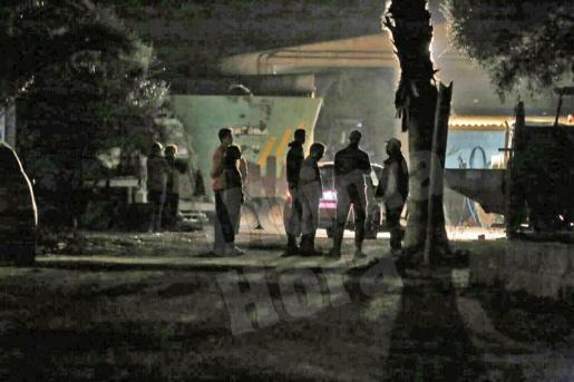 El accidente ocurrió en una finca del Camí de sa Sorda, en Campos.