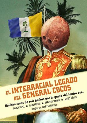 'El Interracial Legado del General Cocos' ofrece diferentes y divertidos 'sketches'.