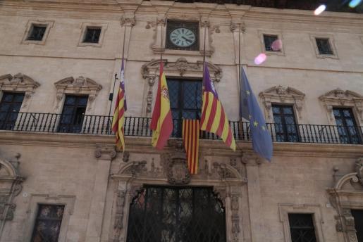 Imagen del Ayuntamiento de Palma.